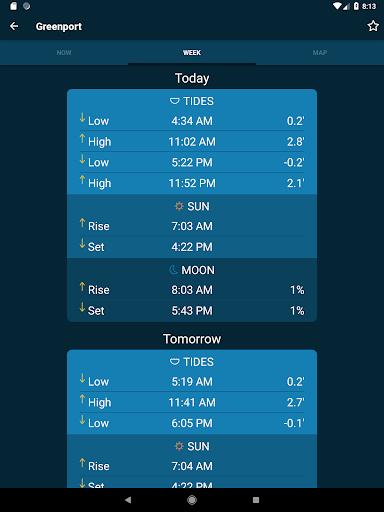 Tides Near Me - Free 3.3.3.2 screenshots 10