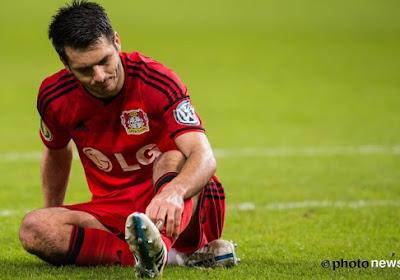 Un joueur de Leverkusen licencié après un coup de boule à un steward (VIDEO)