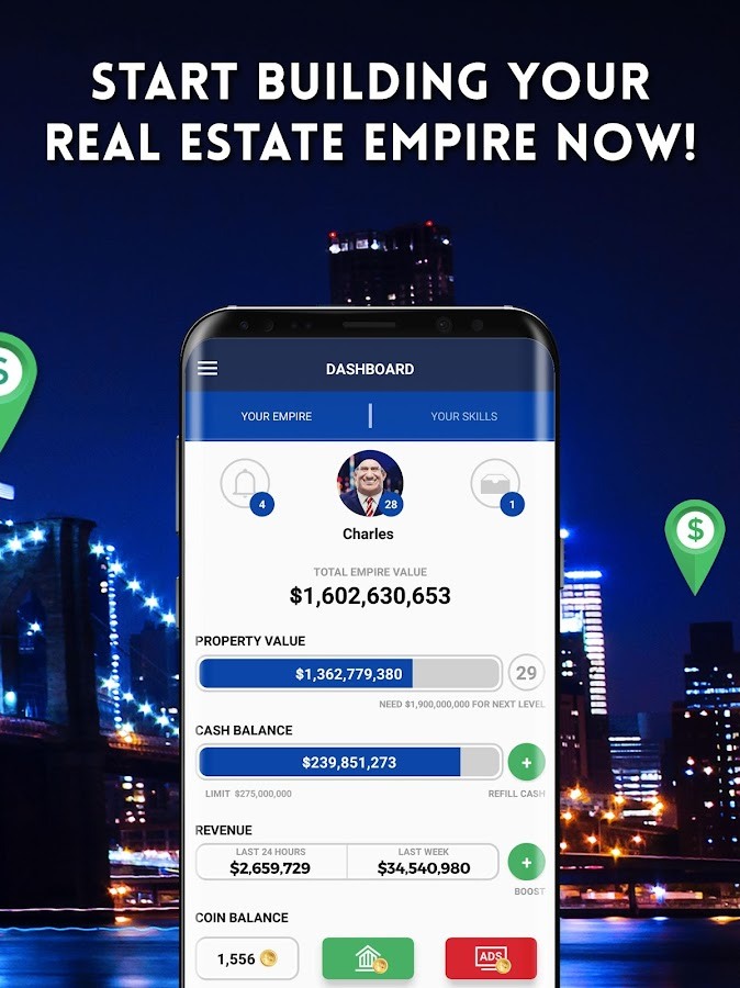 Landlord - Real Estate Tycoon- screenshot