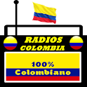 Colombian Top Radios stations icon
