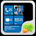 GO SMS Pro WP7 ThemeEX icon