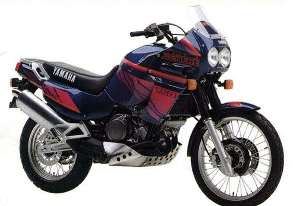 yamaha  XTZ 750  Super Tenere-manual-taller-despiece-mecanica
