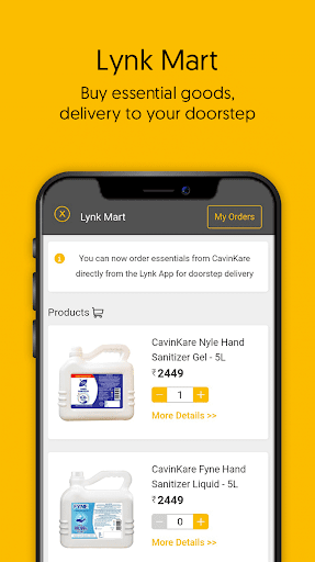 LYNK - Deliveries Simplified 1.6.3 screenshots 2