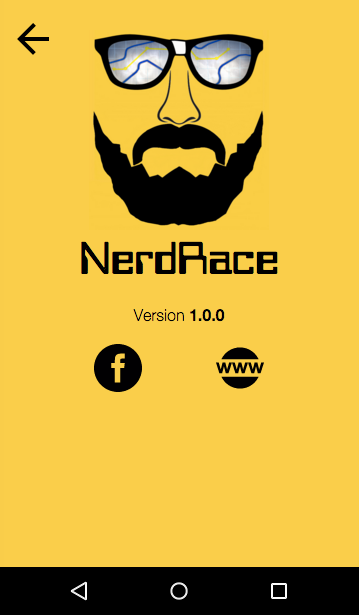 NerdRace- screenshot