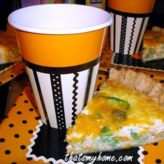 Broccoli Quiche Recipe