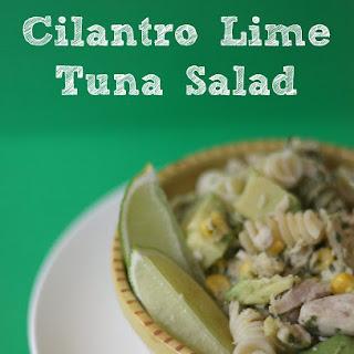 Cilantro Tuna Salad Recipes