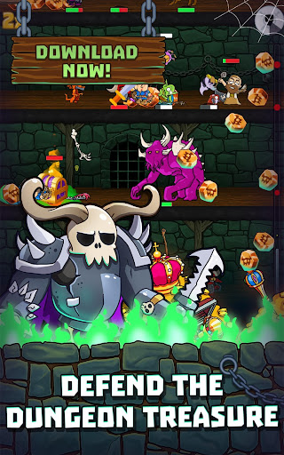 Idle Dungeon Heroes  screenshots 1