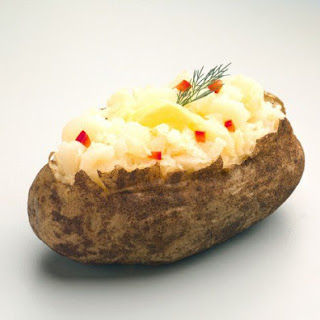 Brennan's Stuffed Baked Potatoes