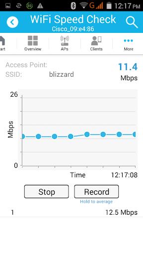 Cisco Wireless screenshot 9