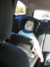 Photo: V autě se usíná nejlíp