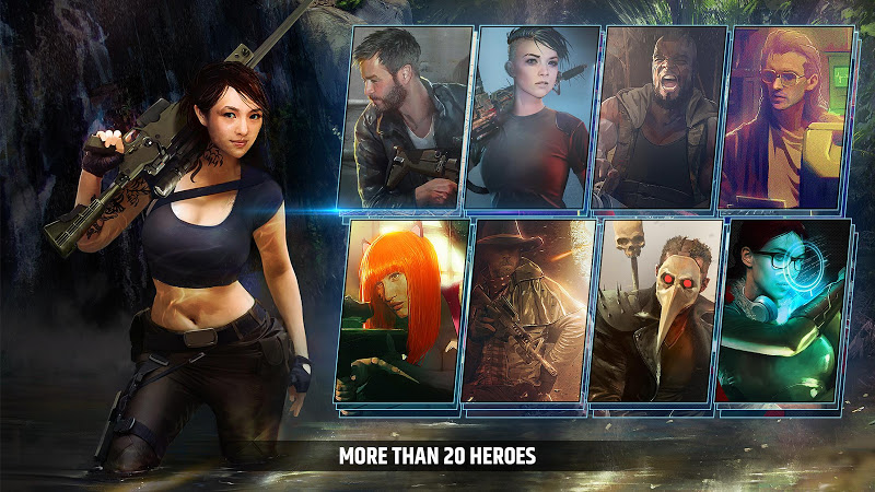 Cover Fire: shooting games Screenshot 4