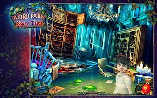 Screenshot of Weird Park: Scary Tales