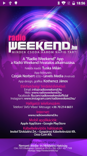 Radio Weekend- screenshot thumbnail
