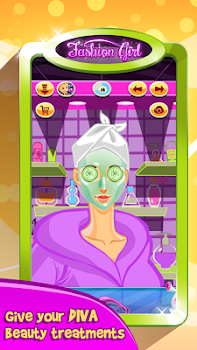 Fashion Girl: Makeover Salon