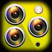 Camera for iPhone 11 pro camera - Selfie effect