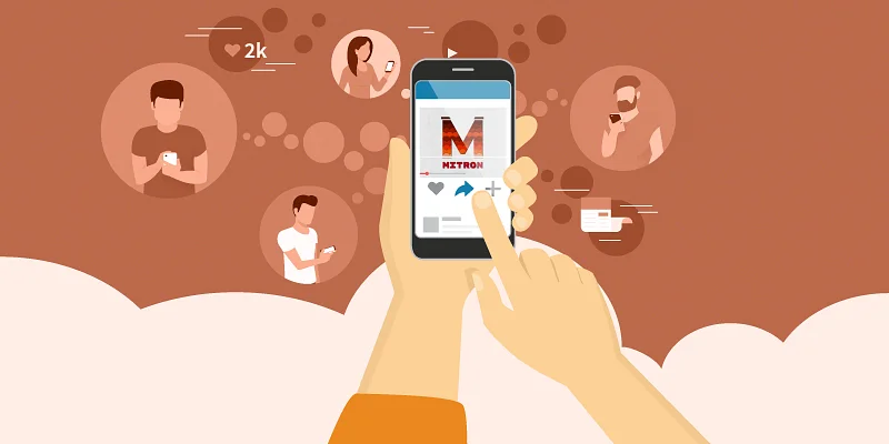 the Mitron app