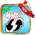 🆕 wifi wps wpa connect 2019 🔓 icon