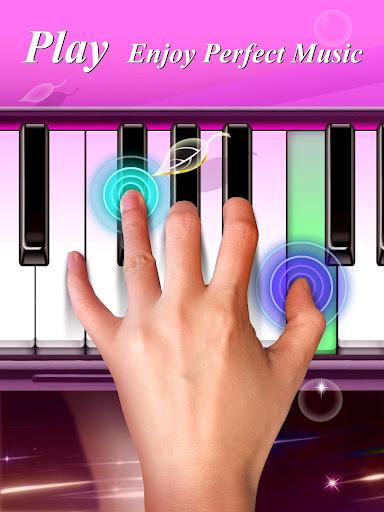 Piano Pink Master: Magic Music Tiles 1.10 screenshots 8