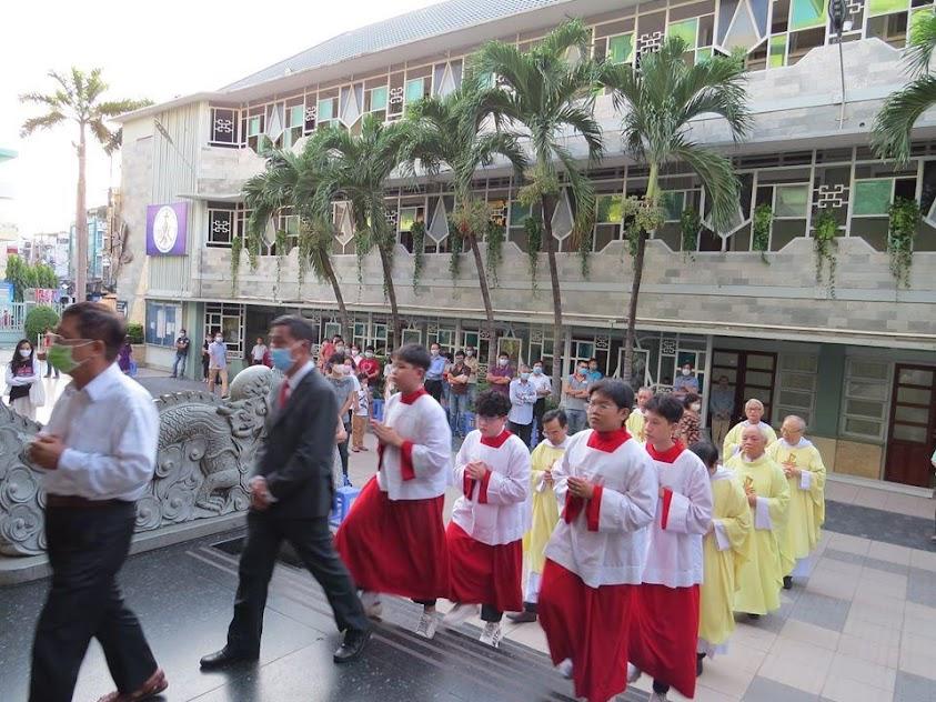 Giáo họ Thánh Giuse mừng bổn mạng giữa mùa dịch 2020