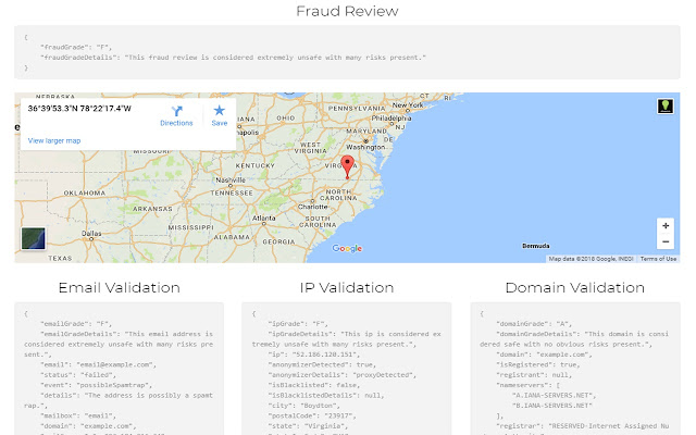 Free Fraud Detection and Prevention