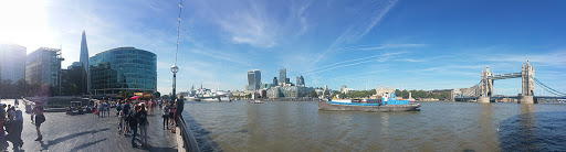 Navillus Print Gifts view of local London skyline