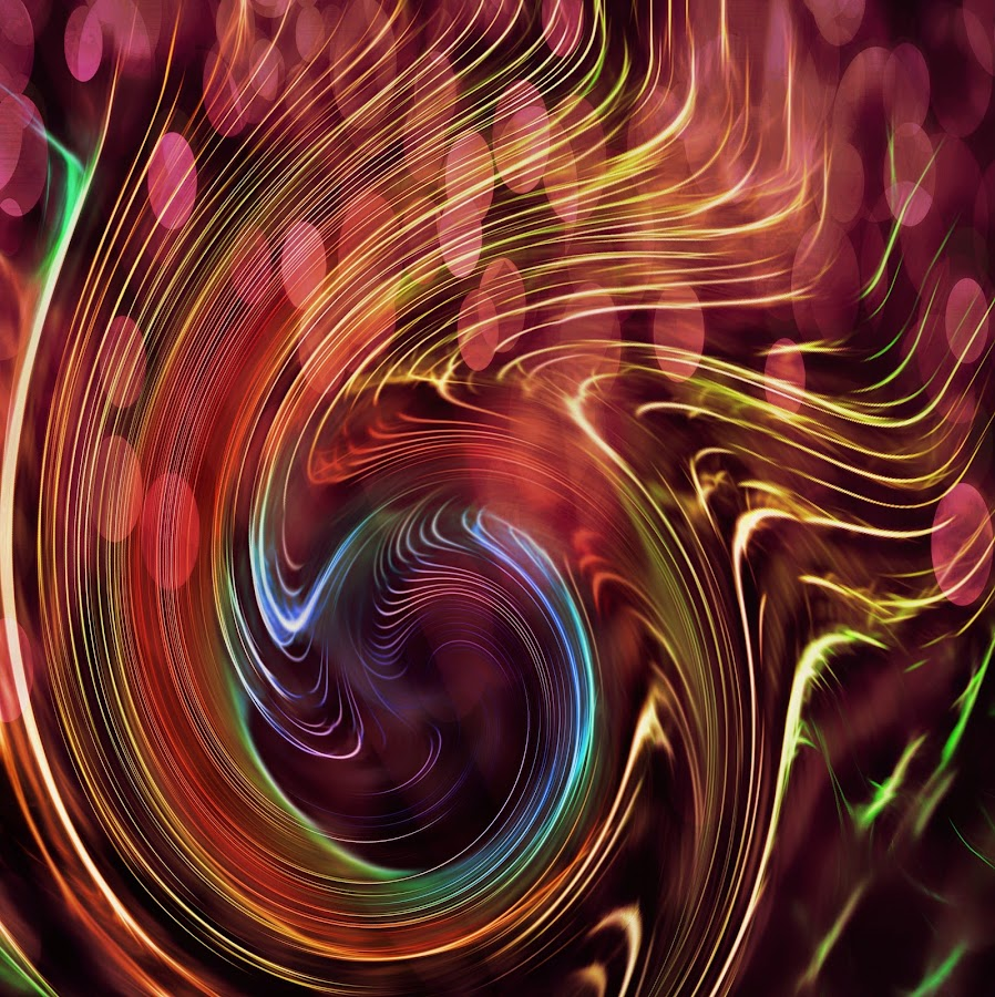 by Millieanne T - Digital Art Abstract