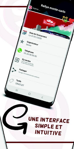 SOS - Si On Sortait - L'appli qui t'fait bouger ! screenshot 4