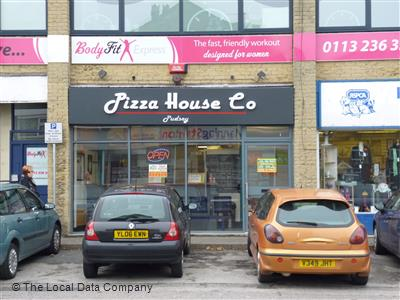 Pizza House Co On Lidget Hill Pizza Takeaway In Pudsey