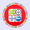 Fun Math Games. Learn Four Operations with Game icon