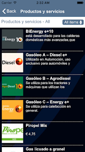 Combustibles Siebla- screenshot thumbnail