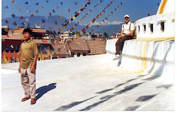 Photo: Kathmandu.