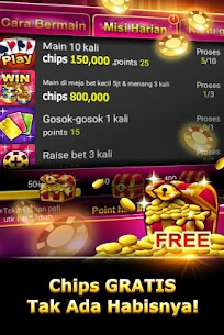 Luxy Poker-Online Texas Holdem App Download For Android and iPhone 5