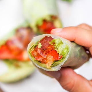 Summer Roll With Avocado Recipes