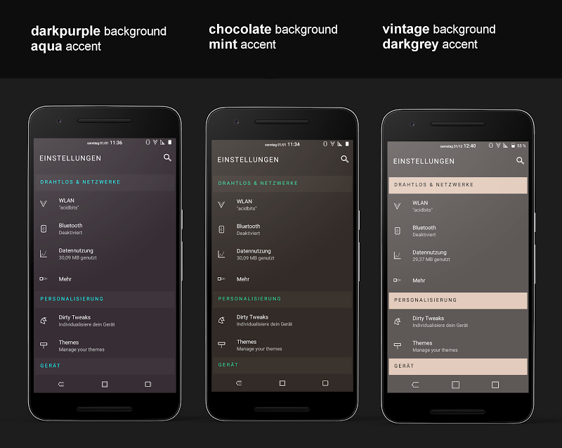 Compound for Substratum (Android Oreo/Nougat) Screenshot 11
