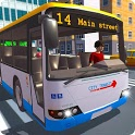 Metro Bus driver 2018: Driving simulator games 3D icon