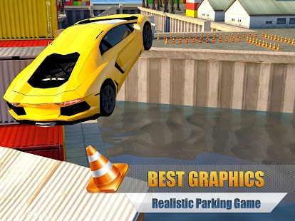 Car Parking Driving Simulator- screenshot thumbnail