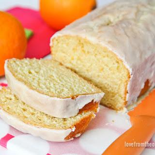 Orange Loaf Recipe