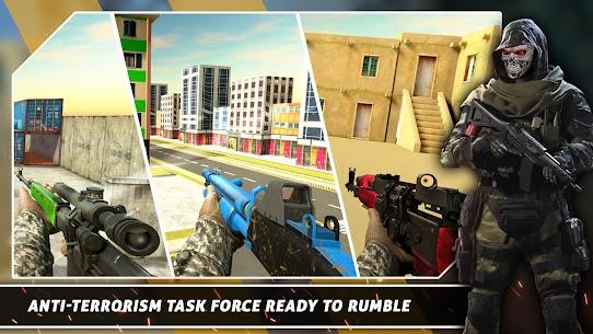Counter Terrorist Strike FPS Shooting Games MOD | DUMB ENEMY | NO ADS 1
