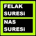Felak Suresi Nas Suresi Icon