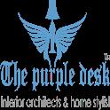The Purple Desk - Best Interior Designer in Mumbai icon