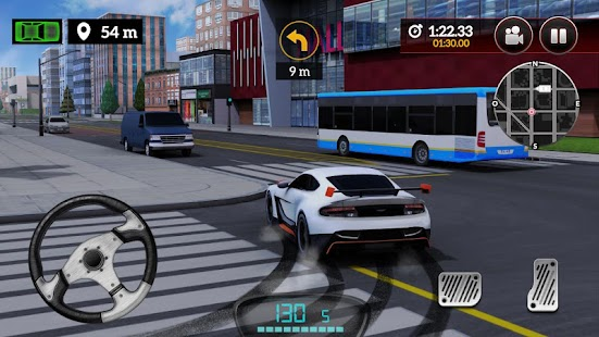 Drive for Speed: Simulator Screenshot
