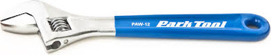 "Park Tool PAW-12 12"" Adjustable Wrench New Version alternate image 0"