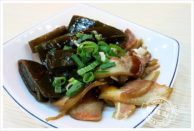 清一色牛肉麵小菜2