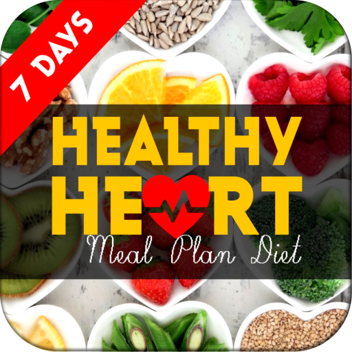 7 Days Healthy Heart Meal Plan Diet