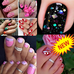 Nail art gallery android apps on google play nail art gallery prinsesfo Images