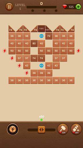 Brick Breaker: Blocks n Balls 1.0.8 screenshots 3