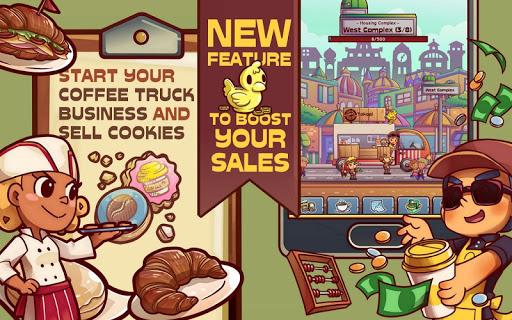 Own Coffee Shop: Idle Game 3.6.1 screenshots 21