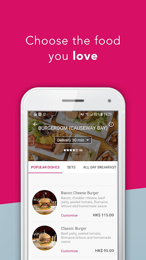 foodpanda - Local Food & Grocery Delivery 20.17.0 Screenshots 2