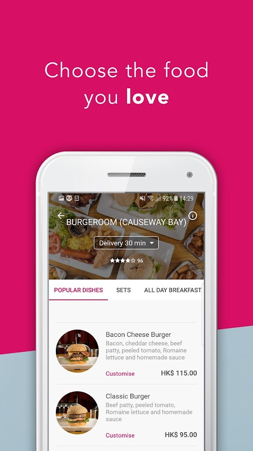 foodpanda - Local Food Delivery – Screenshot