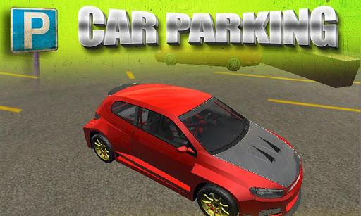 New Sport Car Parking